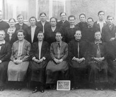 JG 1878 50-Jahrfeier Frauen 1928