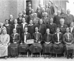 JG 1879 50-Jahrfeier 1929