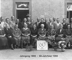 JG 1895 60-Jahrfeier 1955