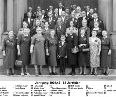JG 1901/02 65 Jahrfeier