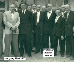 JG 1906/07 Hannes Neuner