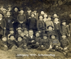 JG 1910 Schulausflug
