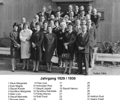 JG 1929/30 Seehof