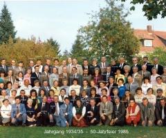 JG 1934/35 50-Jahrfeier