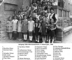 JG 1938/39 4. Klasse gemischt 1948