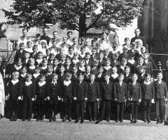 JG 1939/40 Kommunion Buben