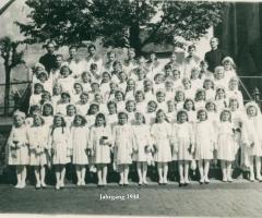 JG 1940 Kommuion Mädchen