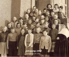 JG 1943 Schulmädchen 1956