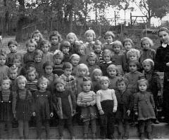 JG 1949/50 Kindergarten 1952