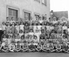 JG 1950/51 Kindergarten