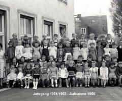 JG 1951/52 Aufnahme 1956