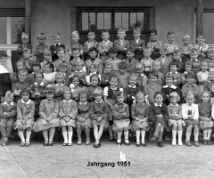 JG 1951 Kindergarten