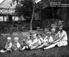 Kinder 1928