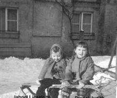 Kinder Pradel, Jahnel Hensbachstr 1960