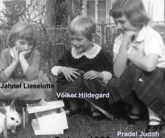 Kinder Völker, Pradel, Jahnel Hensbachstr 1960 (2)