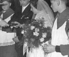 Aulbach Erwin Maria geb Elbert Hochzeit