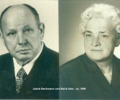 Bachmann Jakob Maria Geis
