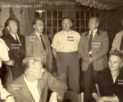 Baumann Familientreffen 1957