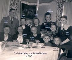 Fäth Dietmar 5. Geburtstag
