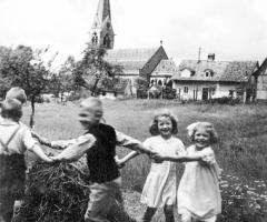 Kinder am Hensbach