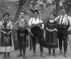 Schmitt Josephine und Ignaz 1930