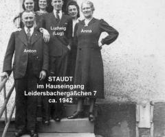 Staudt Anton Leidersbacher Gässchen 7