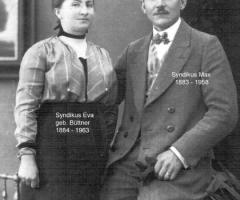 Syndikus Eva u Max 1925