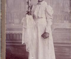 Weigand Magdalena genannt Lenchen verh Sommer 1905