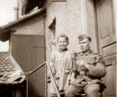 Weltkrieg Urlauber