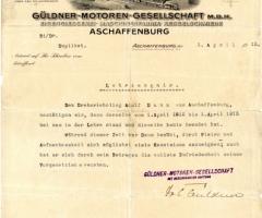 Gueldner_Mitarbeiter_Lehrzeugnis_Adolf_Daum_1915