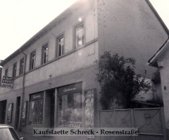 Rosenstr Kaufstätte Schreck 1978