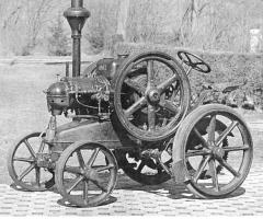 Kunkel Lanz Traktor