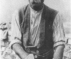 Maurer Staudt Emil um 1930
