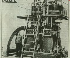 GUELDNER Gasmotor