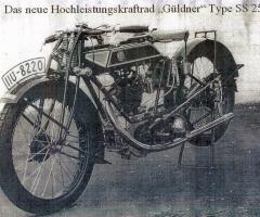 Güldner Motorrad