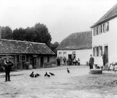 Dümpelsmühle 1885