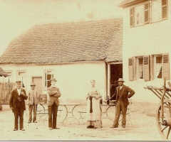 Dümpelsmühle 1895