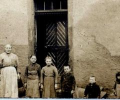 Eich Mühle um 1915