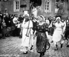 Erntedankfest 1934