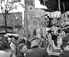 Kirchweih 1952 Marienstr