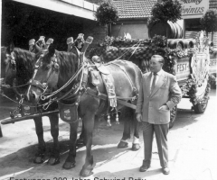 Festzug 200 Jahre Schwindbräu Edi Schwind 1961