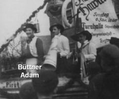 Büttner Adam Festzug Fasching