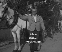 Büttner Johann Festzug Milchhannes