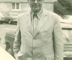St. Matthäus 1954-1964 Pfarrer Paul Massmann