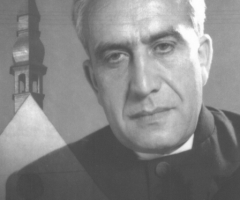 St. Matthäus 1964-1965 Pfarrer Albert Schmidt