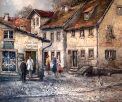 Friseur Sahm Marienstr - v. Klaus Maier