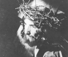 Christusdarsteller Georg Raub von 1931-1957