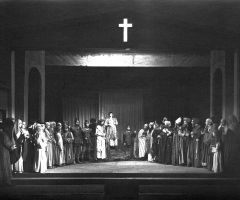 Jesus vor Pilatus Passionsspiele 1951