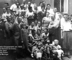 Fidelio Gruppenbild 1930