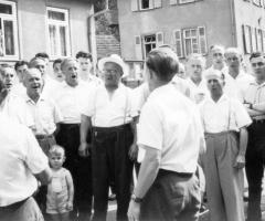 Chorgemeinschaft Burgsinn 1959